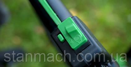 Колесный бензиновый тример Zipper ZI-MOS125, фото 2