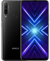"""Смартфон Honor 9X 4/64GB Black, 48+2/16Мп, 6.59"""" IPS, 2sim, 4G, 4000мАh, Kirin 810, 8 ядер, фото 1"""