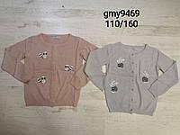 Свитера для девочек оптом, Glo-story, 110-160 см,  № GMY-9469