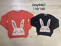 Свитера для девочек оптом, Glo-story, 110-160 см,  № GMY-9467