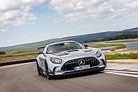 Официальные фото и видео самого мощного и самого быстрого Mercedes