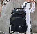 Мужской городской рюкзак, фото 6