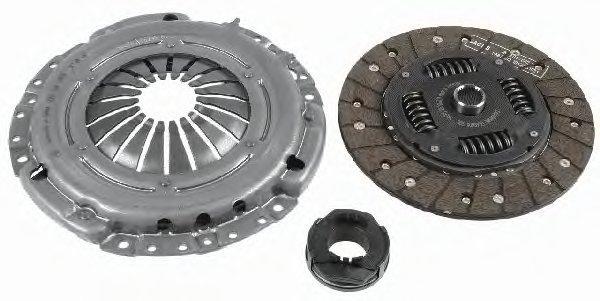 Сцепление VW T4 1.9D / 1.9TD 90-03