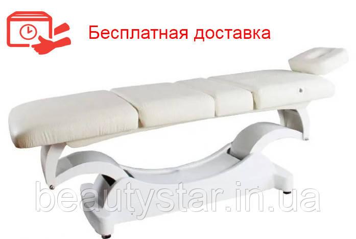 Массажный стол кресло кушетка с электроприводом DM-2327 на 4 элетромотрах