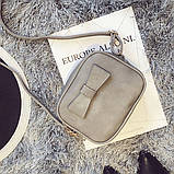 Міні-сумка з бантиком, фото 2