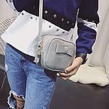 Міні-сумка з бантиком, фото 3