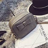 Міні-сумка з бантиком, фото 5
