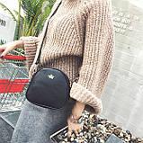 Женская мини сумка с короной, фото 2