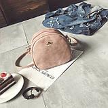 Женская мини сумка с короной, фото 3
