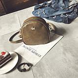 Женская мини сумка с короной, фото 4