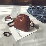 Женская мини сумка с короной, фото 6