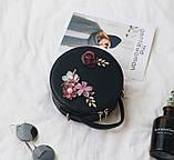 Модная женская сумочка цветы, фото 3