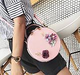 Модная женская сумочка цветы, фото 6