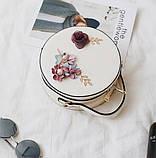 Модная женская сумочка цветы, фото 7