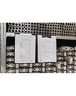 Клипборд-папка магнитная A4 Magnetoplan Clipboard Folder Black 230 x 320 мм чёрная