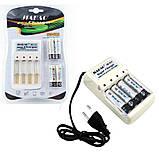 Зарядний пристрій для акумуляторних батарейок - Jiabao Digital Power Charger JB-212, акумуляторні батарейки, фото 2