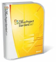 Microsoft Office Project Standard 2007, BOX (076-03763) повреждена упаковка!