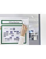 Рамки для заголовков магнитные A3/A4 Magnetofix Frame TOPSIGN Green Set 5 шт зелёные