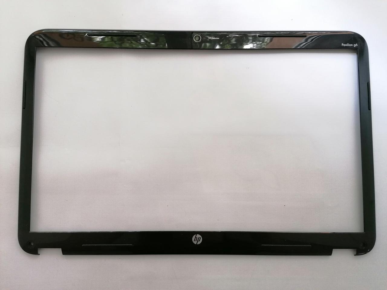 Б/У корпус рамка матрицы для HP Pavilion G6-2000  G6-2100 G6-2200 Series - 684165-001 / 38R36LBTP00
