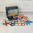 """Магнитный цветной конструктор Play Smart 2466 """"Цветные магниты"""", 36 дет, фото 2"""