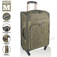 Стильный вместительный чемодан на колесиках Wzekiss, фото 1