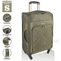 Тканевый чемодан на колесиках, фото 1