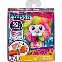 Интерактивная игрушка браслет Meego - Little Live Wrapples Slap Bracelets. Moose.Оригинал