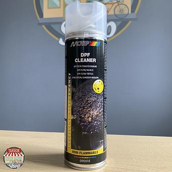 Очиститель сажевого фильтра Motip «DPF Cleaner», 400 мл Аэрозоль
