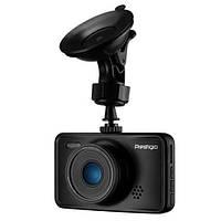 Видеорегистратор Prestigio RoadRunner 527DL, FHD, 12MP, 30fps, 140°