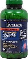 Препарат для восстановления суставов и связок Puritan's Pride Glucosamine chondroitin MSM (360 таб)