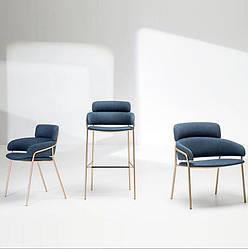 М'який стілець-крісло. Барний стілець. Модель RD-9026