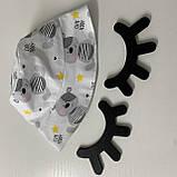 Хлопковая панамка от солнца размер 46-48 см, фото 2