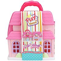 Ляльковий дім Mini Doll House, від 3 років