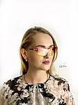 Стильные солнцезащитные очки без оправы, фото 2