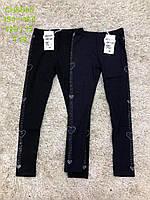Лосины для девочек оптом, S&D, 134-164 см,  № CH-6040