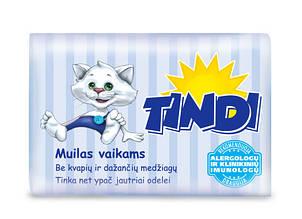 Детское мыло Tindi  без отдушки и красителей 90 гр