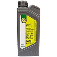 Олива синтетична дизель-бензин Auchan Pouce 5W40, 1 л