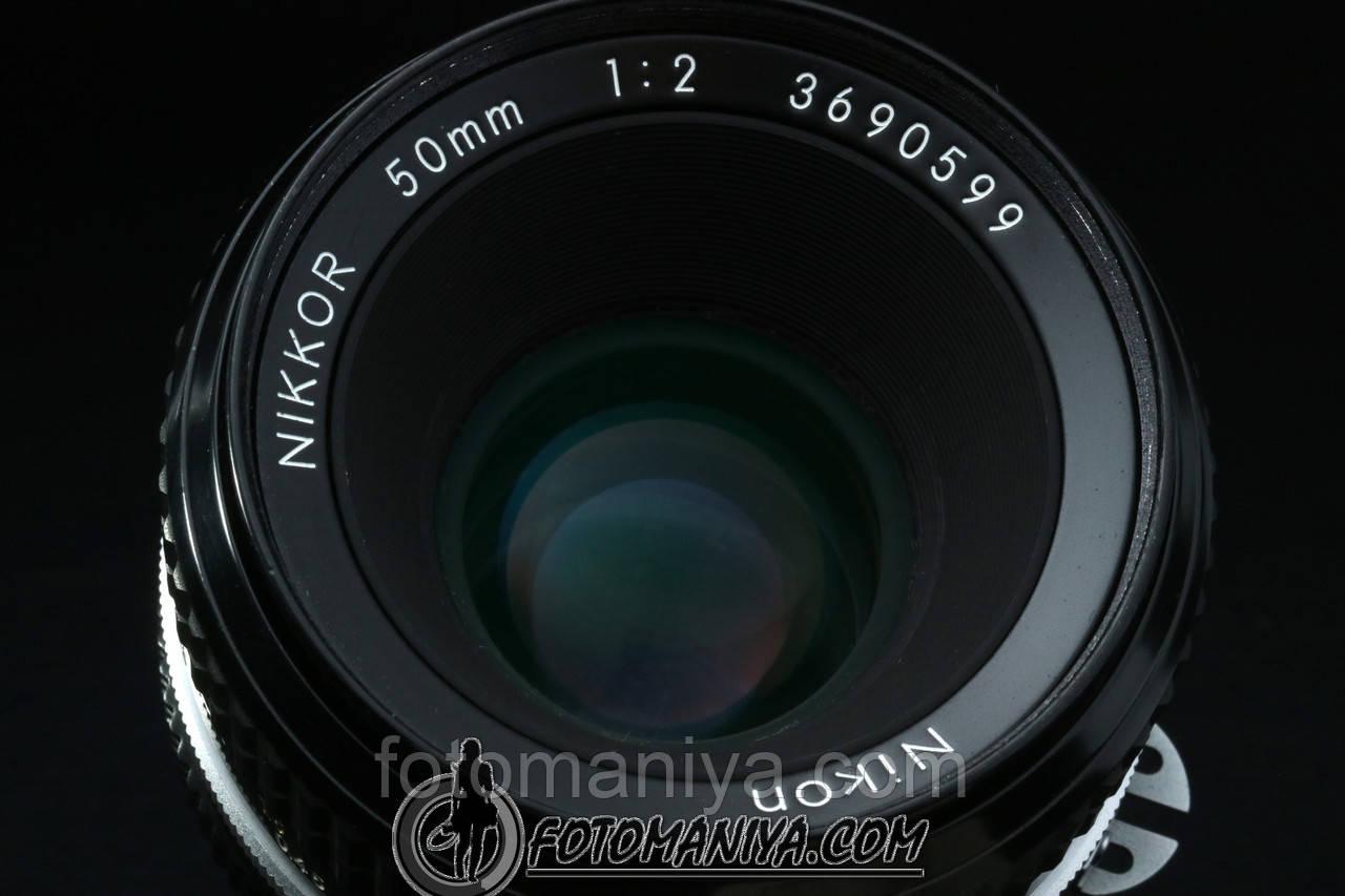 Nikkor 50mm f2.0 Ai