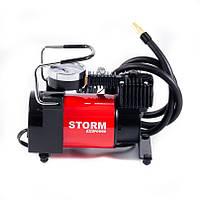 Компресор автомобільний STORM 10 Атм,37 л/хв, 170 Вт, фото 1