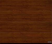Гаражные  ворота RenoMatic 2020, Dark Oak  Matt deluxе L-Sicke planar, фото 1