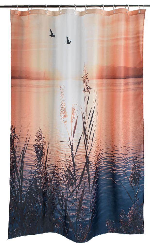Занавеска для душа 150x200см заказ у озера