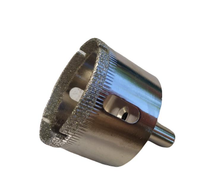 Коронка алмазная 30 мм по плитке и стеклуTop Fix