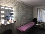 Зеркало с подсветкой для визажиста,бровиста, фото 2