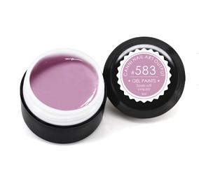 Гель-краска CANNI 5мл №583 светлая фиолетово-лиловая