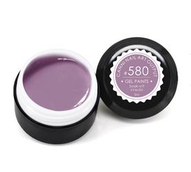 Гель-краска CANNI 5мл №580 пастельно-лиловая