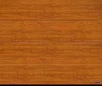 Гаражные  ворота RenoMatic 2020, Golden Oak  Matt deluxе L-Sicke planar, фото 1