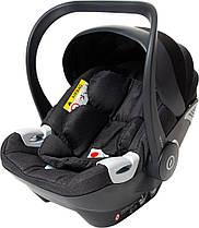 Автокрісло для малюків COCO i-Size (0-15 міс. до 13 кг.) Black Melange