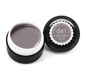 Гель-краска CANNI 5мл №561 серый асфальт