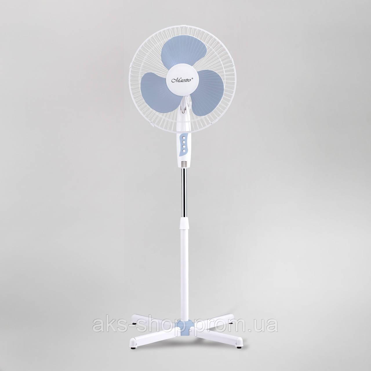 Вентилятор Maestro MR-900 3 скорости, 40 см, автоповорот