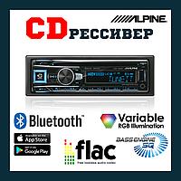 Автомагнитола ALPINE CDE-193BT, фото 1